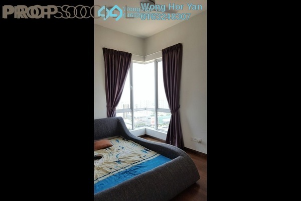 For Sale Serviced Residence at Glomac Damansara, TTDI Freehold Semi Furnished 3R/2B 930k