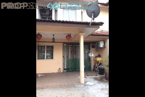 For Sale Terrace at PU9, Bandar Puchong Utama Freehold Semi Furnished 4R/3B 495k