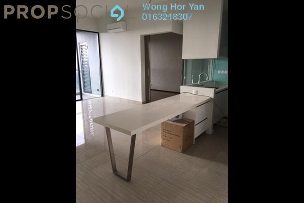 For Sale Condominium at Twin Arkz, Bukit Jalil Freehold Semi Furnished 2R/2B 1.1m