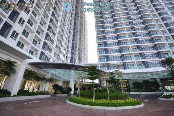 For Sale Condominium at Desa Green Serviced Apartment, Taman Desa Freehold Unfurnished 3R/2B 600k