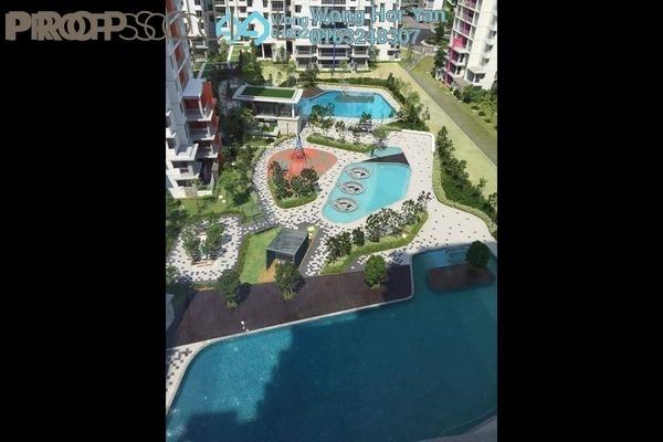 For Sale Condominium at Midfields 2, Sungai Besi Freehold Unfurnished 3R/2B 535k