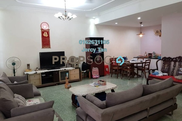 For Sale Condominium at Happy Garden, Old Klang Road Freehold Semi Furnished 5R/3B 980k