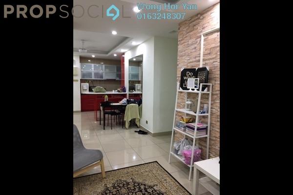 For Sale Serviced Residence at OUG Parklane, Old Klang Road Freehold Semi Furnished 3R/2B 375k
