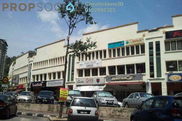 For Rent Shop at Perdana Business Centre, Damansara Perdana Freehold Semi Furnished 1R/2B 4.8k