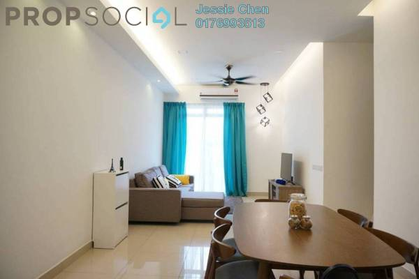 For Rent Serviced Residence at Kalista Residence, Seremban 2 Freehold Fully Furnished 3R/2B 1.8k