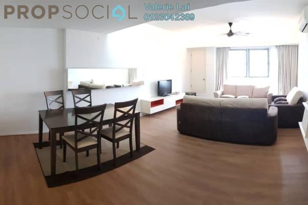 For Rent Serviced Residence at i-Zen Kiara I, Mont Kiara Freehold Fully Furnished 5R/3B 3.6k