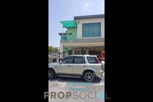 For Sale Terrace at Taman Cheras Idaman, Bandar Sungai Long Leasehold Semi Furnished 4R/3B 1.05m