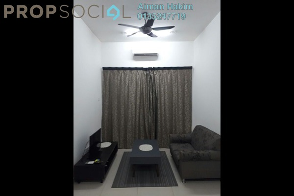 For Rent Serviced Residence at DPulze, Cyberjaya Freehold Fully Furnished 1R/1B 1.4k