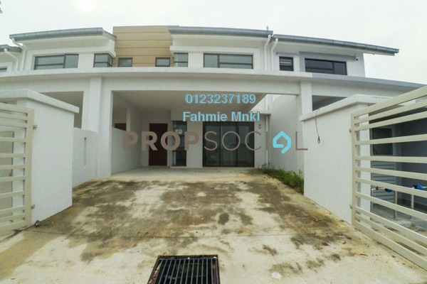 For Sale Terrace at Abadi Heights, Puchong Leasehold Unfurnished 4R/3B 620k