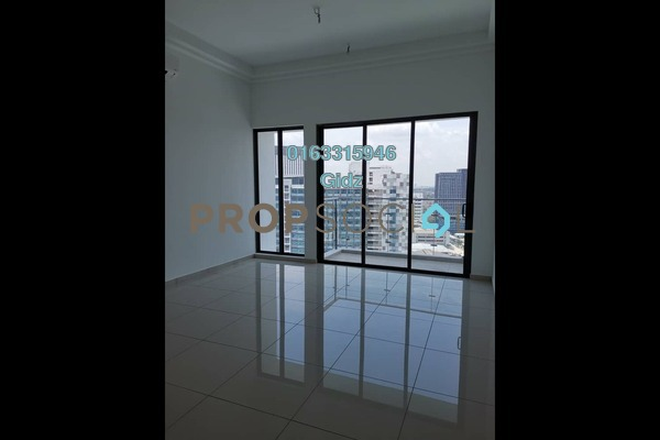 For Rent Apartment at PJ Midtown, Petaling Jaya Freehold Semi Furnished 1R/1B 1.7k