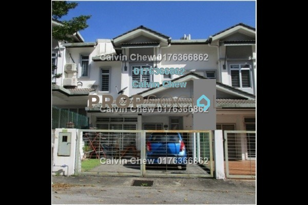For Sale Terrace at Serenia Gardens, Ukay Freehold Unfurnished 4R/3B 648k