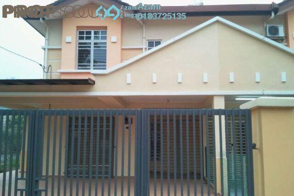 For Sale Terrace at Taman Ukay Bistari, Ukay Freehold Unfurnished 4R/3B 780k