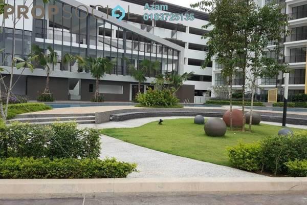 For Sale Condominium at Oasis 1 @ Mutiara Heights, Kajang Freehold Semi Furnished 4R/2B 700k