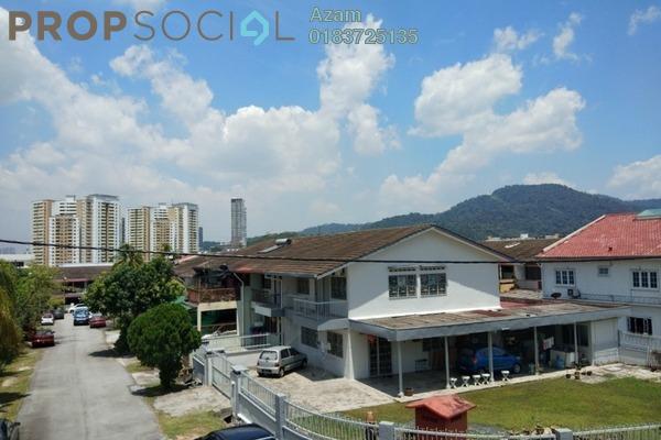 For Sale Terrace at Taman Selayang Baru, Selayang Freehold Semi Furnished 5R/2B 730k