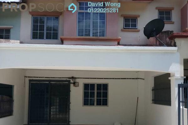 For Sale Terrace at Taman Seri Mewah, Kajang Freehold Unfurnished 4R/3B 470k