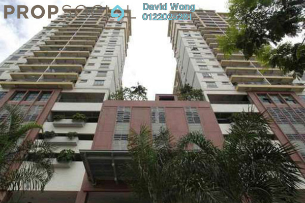 For Sale Condominium at D'Alamanda, Cheras Freehold Fully Furnished 4R/3B 620k