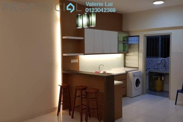 For Rent Condominium at TRiGON Luxury Residences @ Setia Walk, Pusat Bandar Puchong Freehold Semi Furnished 2R/2B 1.7k