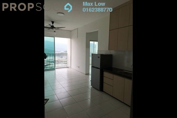 For Rent Condominium at The Zizz, Damansara Damai Freehold Semi Furnished 3R/2B 1.2k