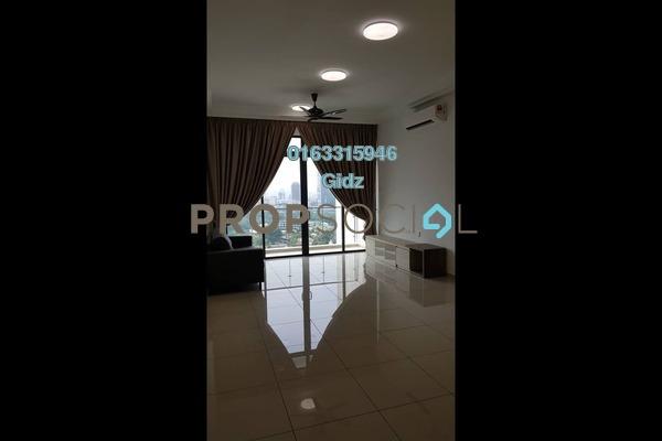 For Rent Apartment at PJ Midtown, Petaling Jaya Freehold Fully Furnished 2R/2B 2.5k