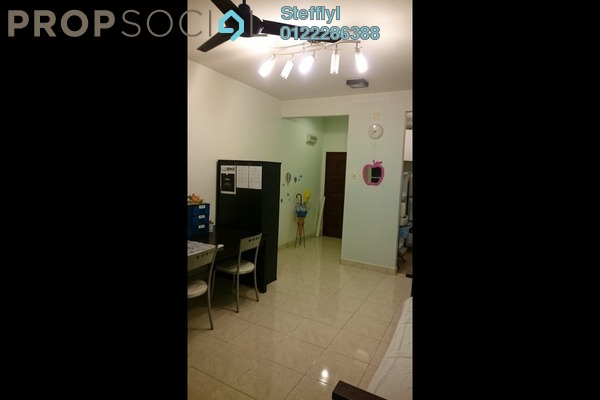 For Rent Serviced Residence at Kelana Sentral, Kelana Jaya Freehold Semi Furnished 1R/1B 1.18k