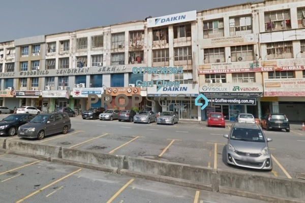For Rent Shop at Jalan Bandar, Pusat Bandar Puchong Freehold Unfurnished 0R/2B 2.8k
