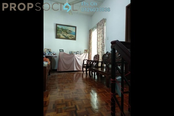 For Sale Terrace at BK4, Bandar Kinrara Freehold Semi Furnished 4R/3B 650k