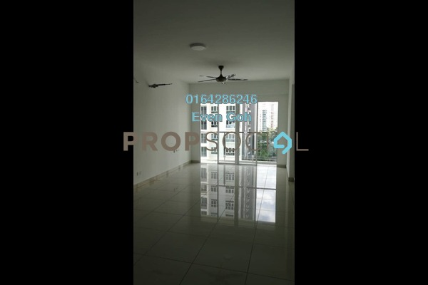 For Rent Condominium at Tropicana Bay Residences, Bayan Indah Freehold Unfurnished 3R/2B 1.6k