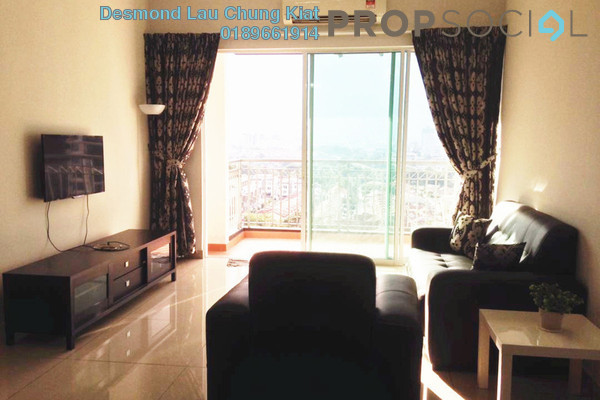 For Rent Condominium at 288 Residences, Kuchai Lama Freehold Fully Furnished 3R/2B 2.3k