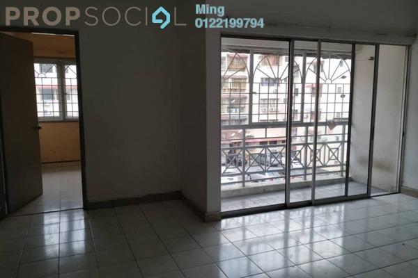 For Rent Apartment at Sri Cempaka Apartment, Bandar Puchong Jaya Freehold Unfurnished 3R/2B 800translationmissing:en.pricing.unit