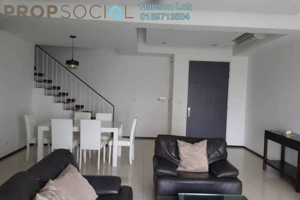 For Sale Condominium at The Breezeway, Desa ParkCity Freehold Semi Furnished 2R/2B 1.4m