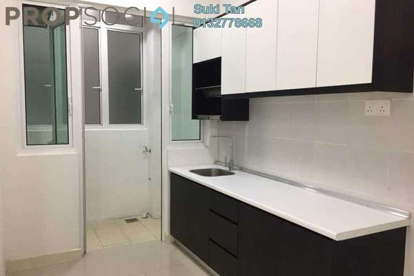 For Sale Condominium at Scenaria, Segambut Freehold Semi Furnished 3R/2B 680k