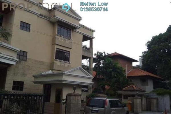 For Rent Condominium at U-Thant Residence, Ampang Hilir Freehold Semi Furnished 3R/3B 3.9k