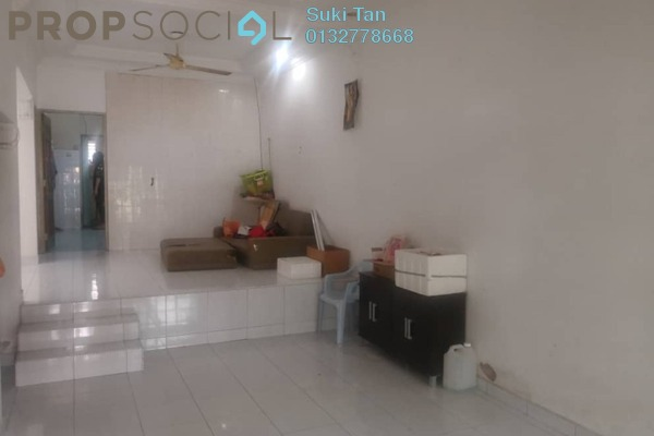 For Sale Terrace at Kepong Baru, Kepong Freehold Semi Furnished 3R/2B 750k