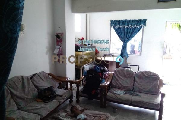 For Sale Terrace at Taman Sri Muda, Shah Alam Freehold Semi Furnished 3R/2B 390k