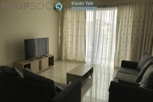 For Rent Condominium at 28 Dutamas, Dutamas Freehold Fully Furnished 3R/4B 3.3k