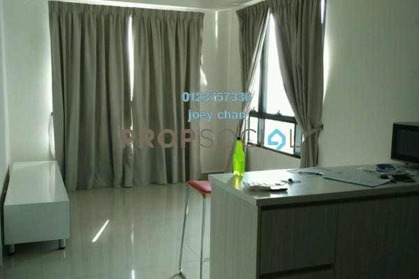 For Rent Condominium at Solstice @ Pan'gaea, Cyberjaya Freehold Fully Furnished 1R/1B 1.1k