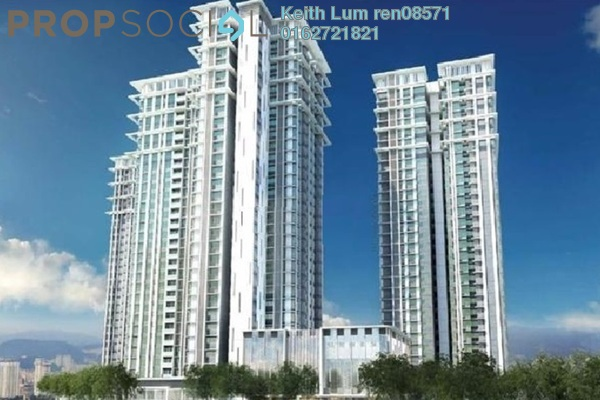 For Rent Condominium at Pavilion Hilltop, Mont Kiara Freehold Fully Furnished 6R/5B 7.5k