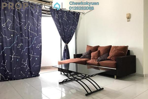 For Rent Condominium at BAM Villa, Cheras Freehold Fully Furnished 3R/2B 1.8k
