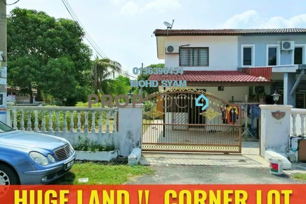 For Sale Terrace at Bandar Rinching, Semenyih Freehold Semi Furnished 3R/2B 385k