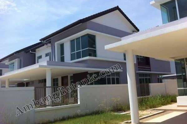 For Sale Semi-Detached at Ambang Botanic 1, Klang Freehold Unfurnished 4R/4B 1.7m