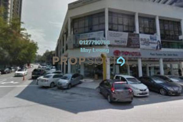 For Rent Shop at Wan Kadir, TTDI Freehold Unfurnished 0R/0B 5.5k