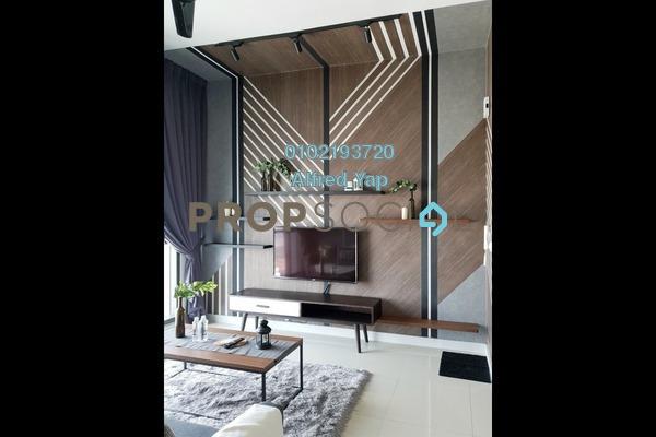 For Rent Condominium at Cyperus Serviced Residence @ Tropicana Gardens, Kota Damansara Freehold Fully Furnished 1R/1B 2.7k