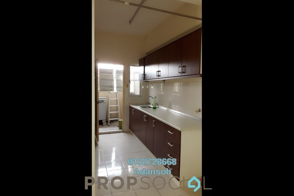 For Rent Condominium at Vista Mutiara, Kepong Freehold Semi Furnished 3R/2B 1.55k