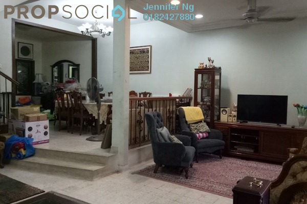 For Sale Terrace at SS18, Subang Jaya Freehold Semi Furnished 4R/3B 850k