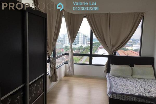 For Sale Serviced Residence at You One, UEP Subang Jaya Freehold Fully Furnished 1R/1B 485k