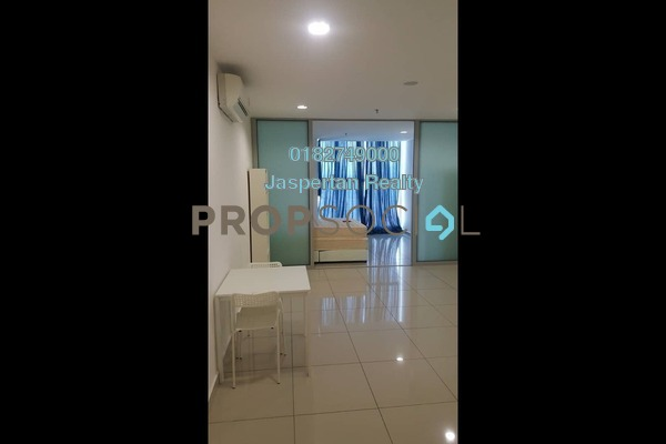 For Rent Condominium at 3Elements, Bandar Putra Permai Freehold Fully Furnished 1R/1B 1k
