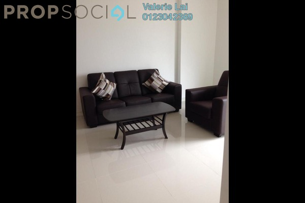 For Rent Serviced Residence at Camellia, Bangsar South Freehold Fully Furnished 1R/1B 2.9k