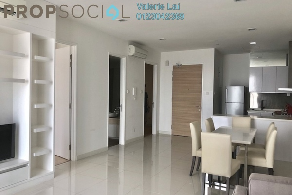For Rent Serviced Residence at Camellia, Bangsar South Freehold Fully Furnished 2R/1B 3.3k