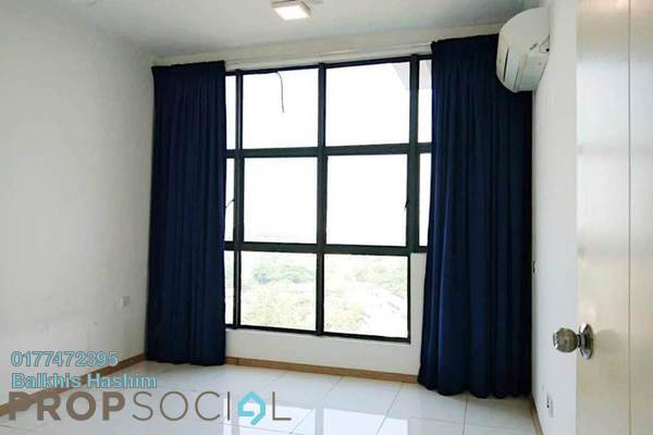 For Rent Serviced Residence at Vista Alam, Shah Alam Freehold Semi Furnished 2R/2B 1.2k