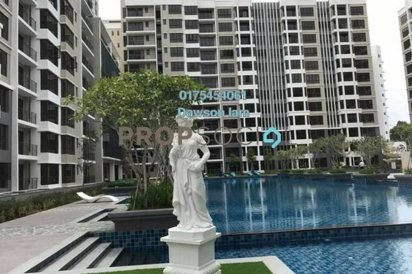 For Rent Condominium at Upper East @ Tiger Lane, Ipoh Freehold Semi Furnished 3R/2B 2.2k